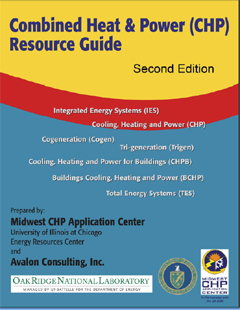 Cover Page of the CHP Resource Guide